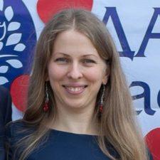 Алина Новожилова